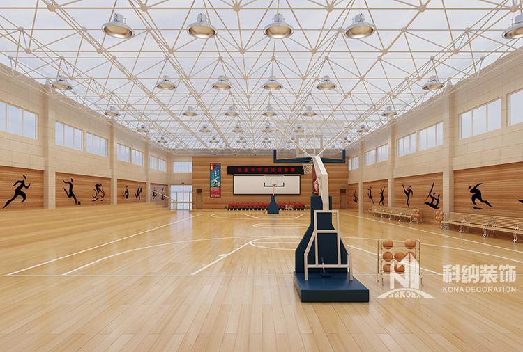 冶金中学篮球馆万博manbetx全站下载