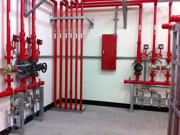 消防工程系统