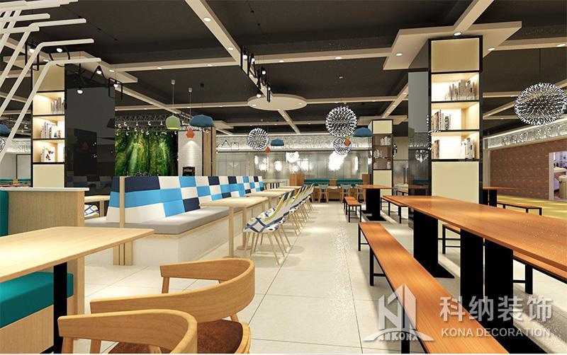 岭南学院清远校区餐厅万博manbetx全站下载项目