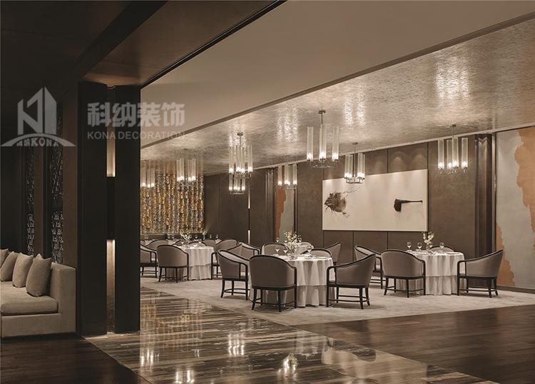 酒店万博彩票手机app下载对墙体的装饰有哪些原则?